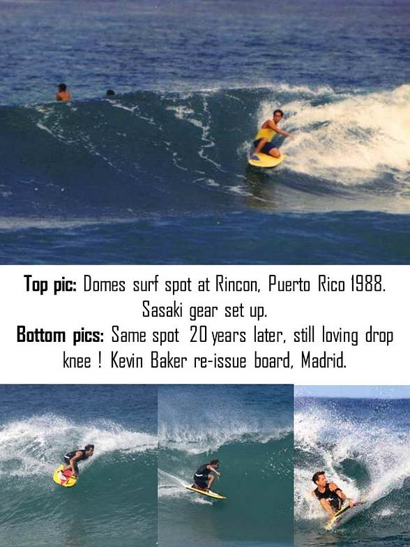 Rincon (Indicators) surf break