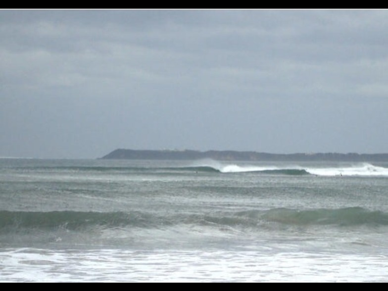 Honeysuckle Point surf break