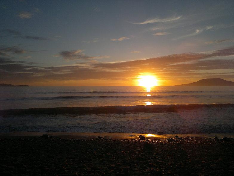 Carrownisky surf break