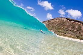 Beautiful Break, Sandy Beach