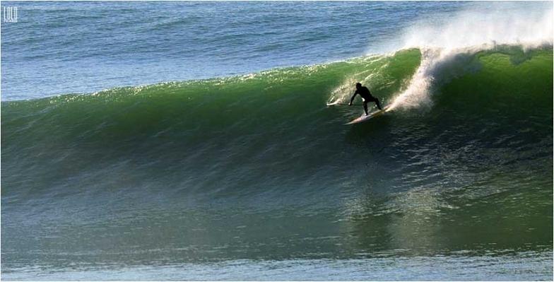 La Yerbabuena surf break