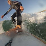 Ankle Snapper, Clifton Beach