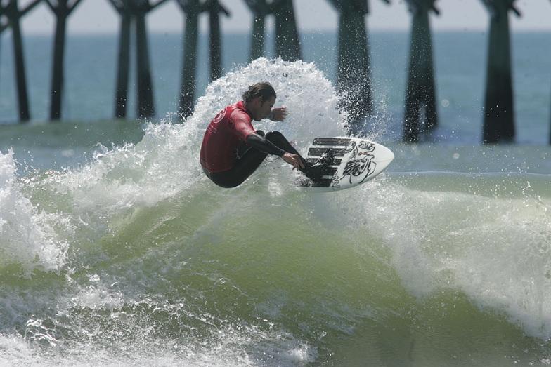 Rodanthe Pier surf break