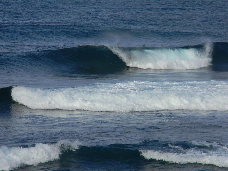 Cloud 9 surf break
