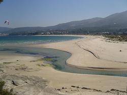 Playa Aguieira photo