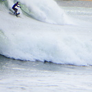 surf's up at Cherry Hill