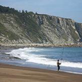 Playa de Aizkorri