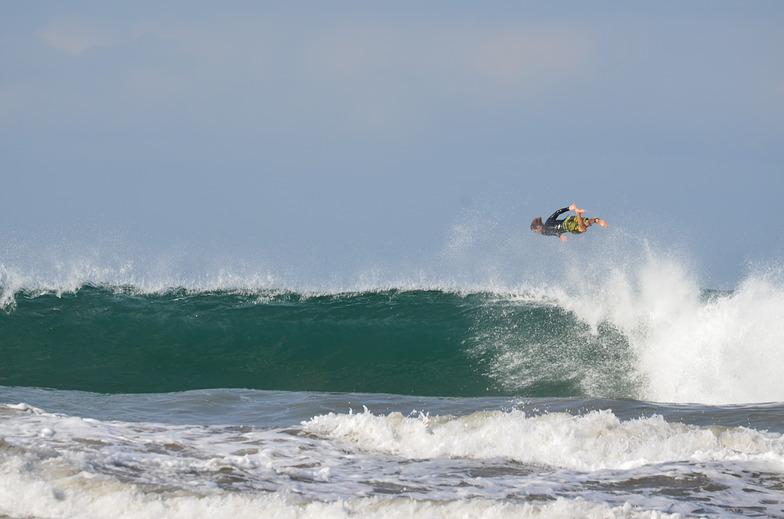 Playa Grande break guide