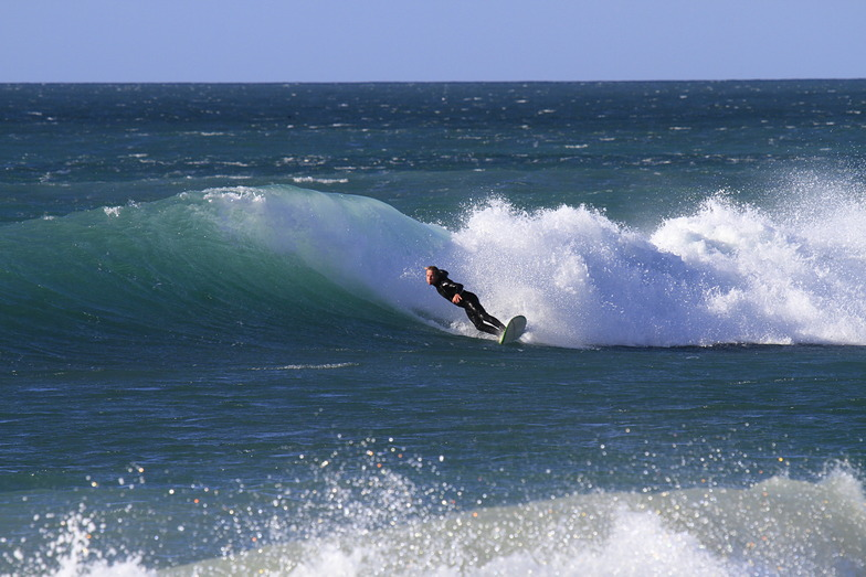 Clarence River surf break