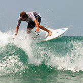 Surf Koh Phayam at South Star Surf Bar - photo by Tim Morch Photography