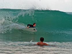 Surf Koh Phayam at South Star Surf Bar - photo by Tim Morch Photography photo