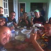 Having Breakfast @ Hotel Al Mare B&B, Baorvco