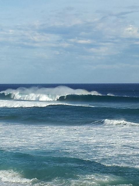 Kilcunda surf break