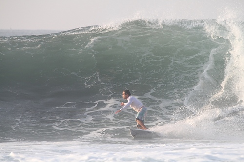 Carving, Punta Roca