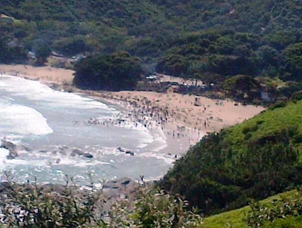 Second Beach, Port St Johns