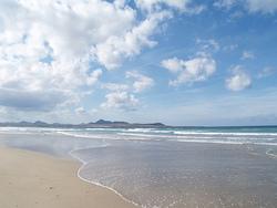 Playa de Famara photo