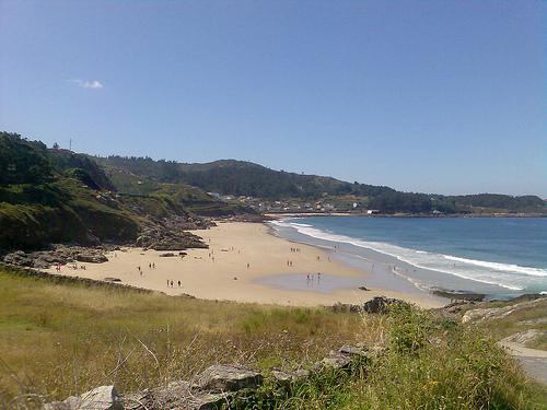 Playa de Fonforron surf break