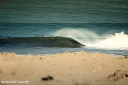 Sahara Surf - Desert point photo