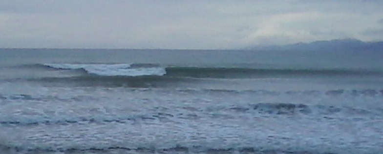 long lazy lefts, Ruby Bay