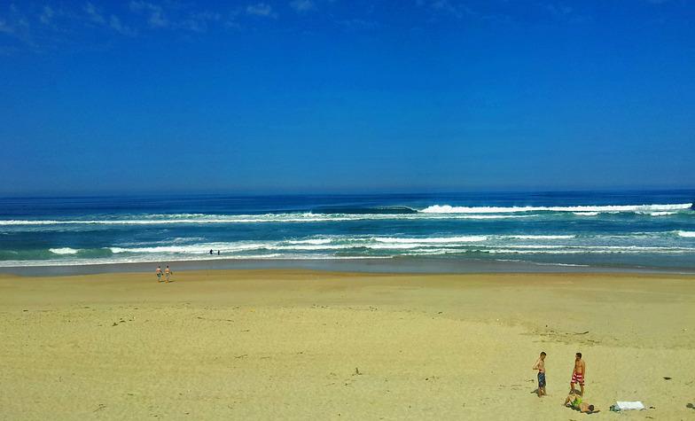 Saint Girons Plage surf break