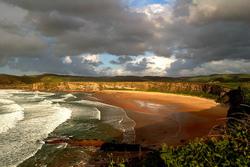 Playa de Langre photo