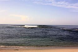 Galapagos surf, Loberia photo
