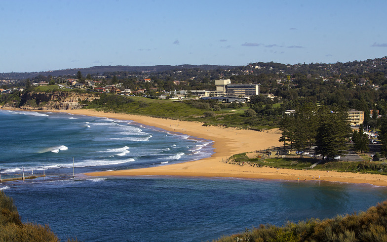 Mona Vale Beach break guide