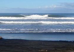 great wave, South Beach (Wanganui) photo