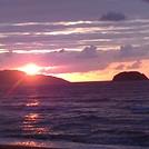 Anochecer En Laga, Playa de Laga