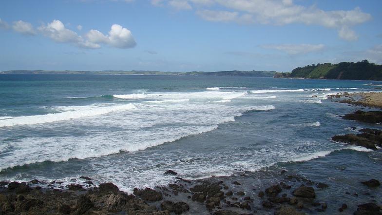 Daniels Reef surf break