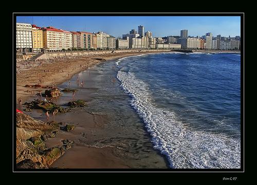Playa do Orzan break guide