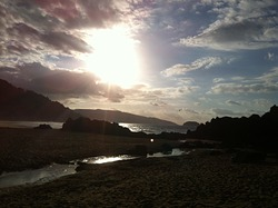 Playa de Laida photo