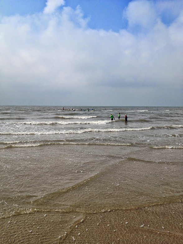 Texel (Waddeneilanden) break guide