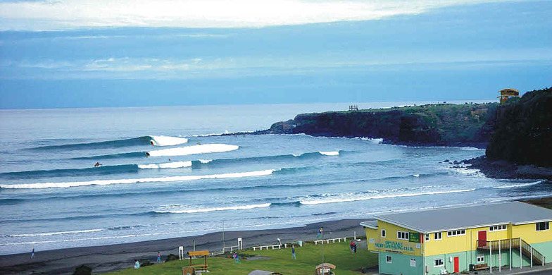 Opunake Beach break guide