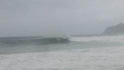 "heavy swell 6'8"", Black Rocks photo"