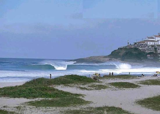 Itaúna surf break