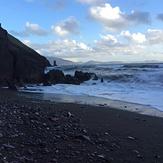 Trabeg Beach, Cinn Aird, County Kerry, Ireland, Trabeg or Kinard