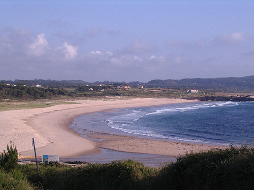 Playa de Rio Sieira / As Furnas