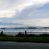 Incoming tide, Rabbit Island