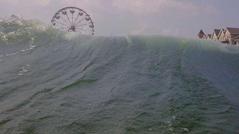 Old Orchard Beach surf break