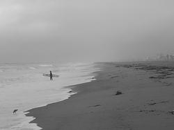 Misty Morn, Sunset Beach photo