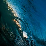 Sunset Wave, Laguna Beach - South Crescent Bay