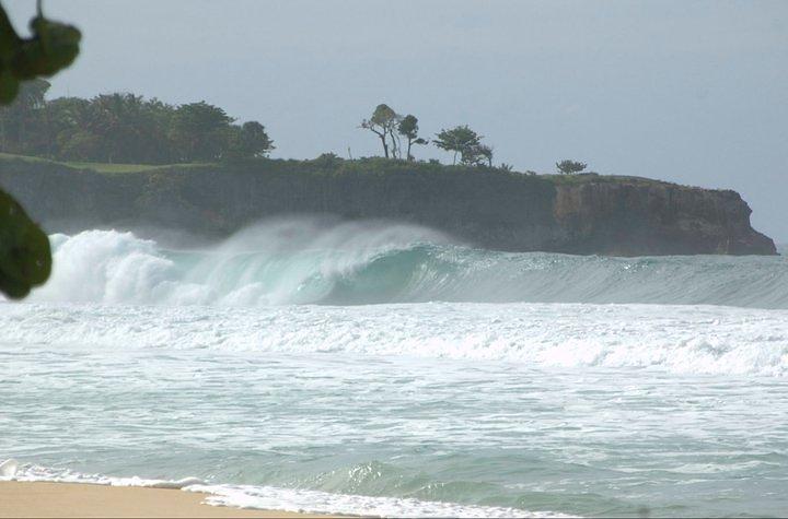 La Punta break guide
