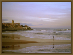 Playa de San Lorenzo photo