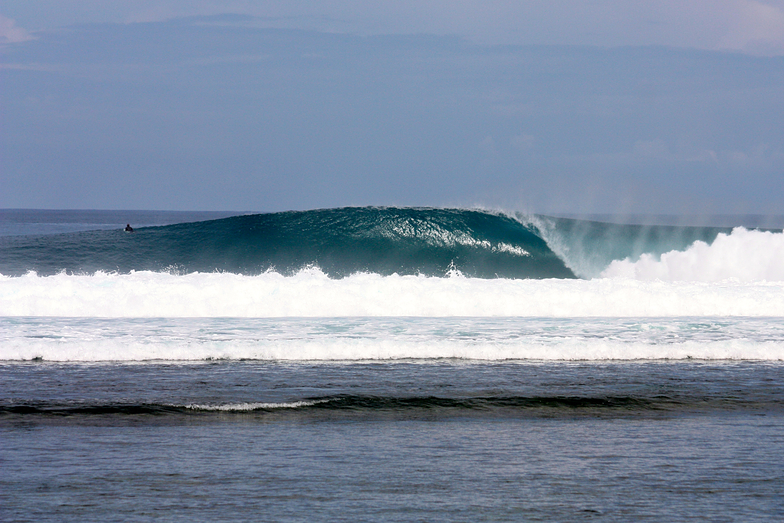 Jimmys surf break