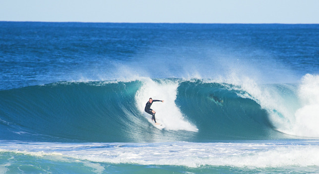 Nobby's Beach break guide