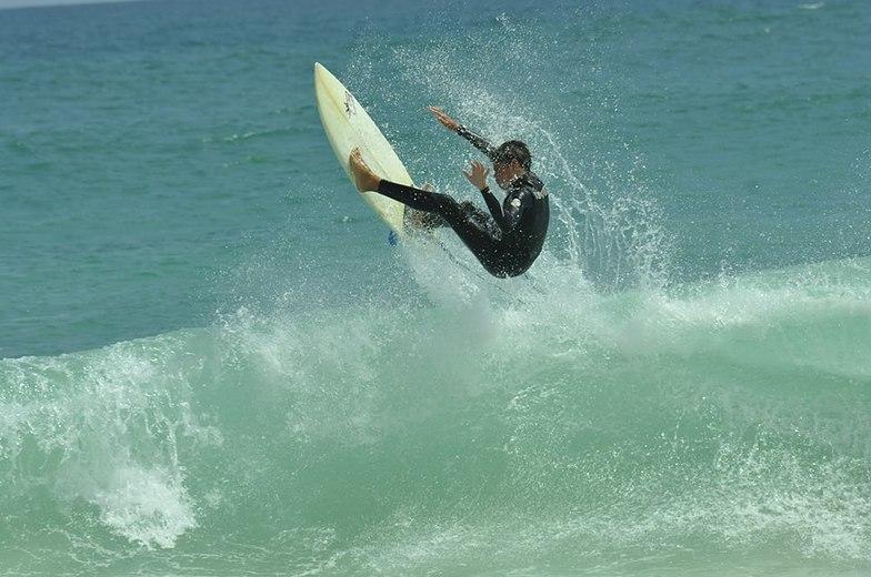 El Burro surf break