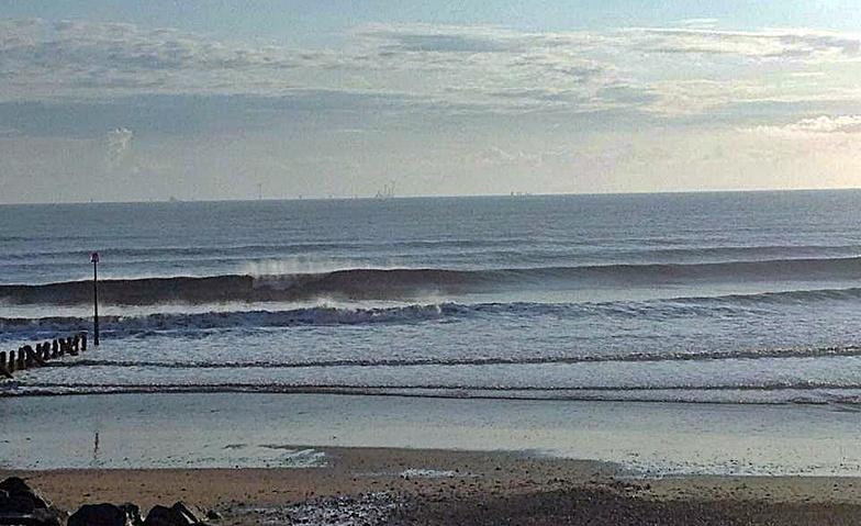 Summer Surf, Withernsea