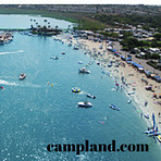 Campland on the Bay RV Campsites, Mission Beach