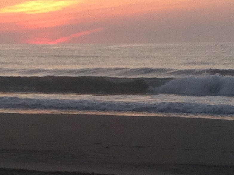 Scarborough State Beach surf break